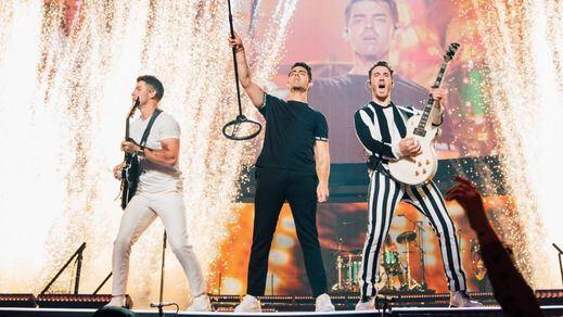 Los Jonas Brothers regresan por todo lo alto
