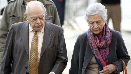 La Fiscalía Anticorrupción encuentra más dinero oculto de la familia Pujol en Andorra