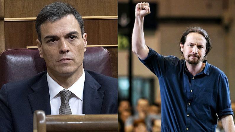 La última oferta oculta de Sánchez a Iglesias sería ésta: 2 años fuera del Gobierno y, si ambos están cómodos, entrarían después