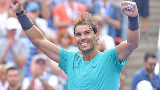 Nadal sigue agrandando su leyenda: gana en Canadá su 35º torneo Masters