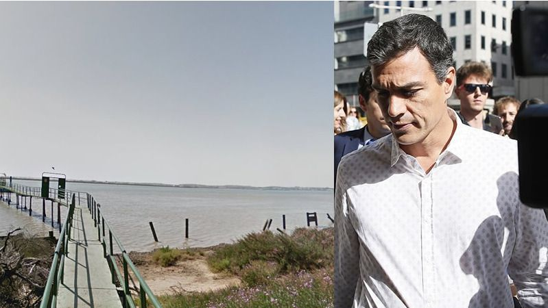Las controvertidas vacaciones de Pedro Sánchez