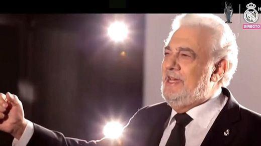 El Real Madrid guarda silencio ante el 'caso Plácido Domingo' pero está muy vinculado al tenor