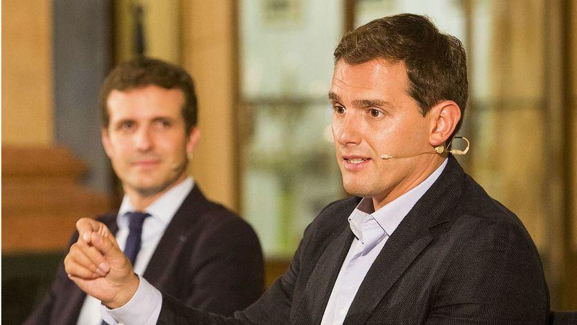 Casado mueve ficha hacia la coalición con Rivera con la marca España Suma