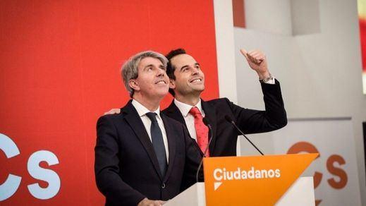 Ángel Garrido será consejero en el gobierno de Ayuso