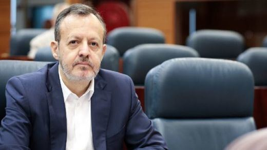 Ciudadanos coloca a Alberto Reyero como consejero de Políticas Sociales
