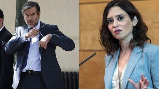 Enrique López, un ex vocal del Poder Judicial, será el consejero de Justicia de Ayuso en Madrid