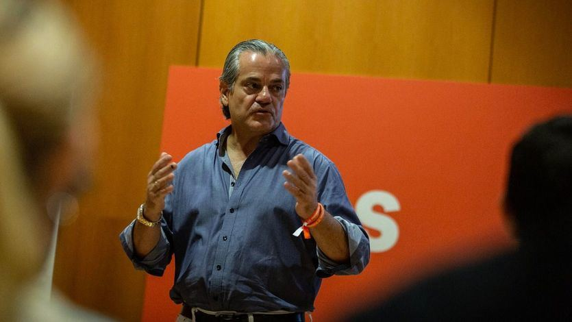 Marcos de Quinto, el agitador de Ciudadanos en las redes al que Rivera dio alas
