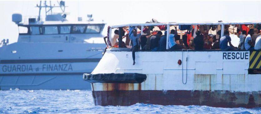 Sánchez ofrece el puerto de Algeciras para que desembarque el Open Arms