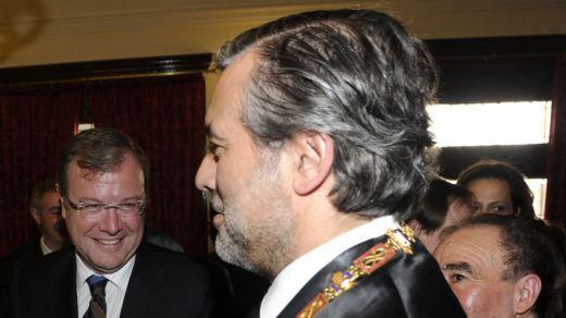Enrique López, el nuevo consejero de Interior y Justicia de Madrid, tuvo que dimitir en 2014 por conducir ebrio