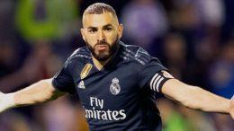 Los números de Benzema, actualizados: 223 goles con el Real Madrid