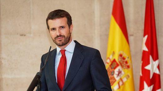 El nuevo look de Pablo Casado con barba: al estilo rey Felipe