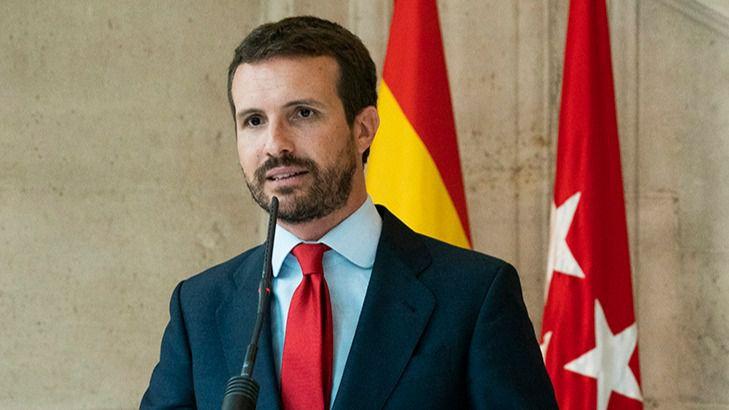 Casado insiste en presionar a Ciudadanos con la coalición 'España Suma' para un 'momento puntual'