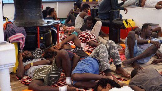 La Fiscalía italiana ordena el desembarco inmediato de los migrantes del 'Open Arms'