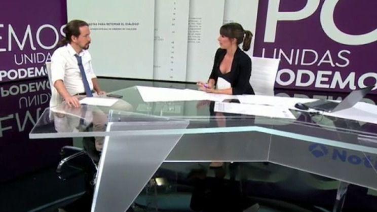 Iglesias insiste en bloquear a Pedro Sánchez: 'No entregamos investiduras gratis'
