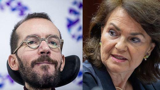 Vuelven las jornadas de Calvo y Echenique cruzando declaraciones: no va a haber pacto de gobierno