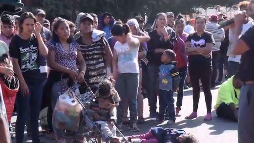 Trump aprueba la detención indefinida de menores inmigrantes y las familias
