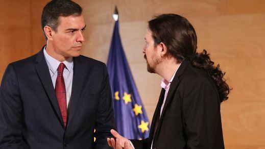 Sánchez guarda silencio mientras Podemos le reclama una