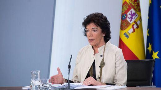 Moncloa exige al Govern de Torra que retire su plan de acción exterior