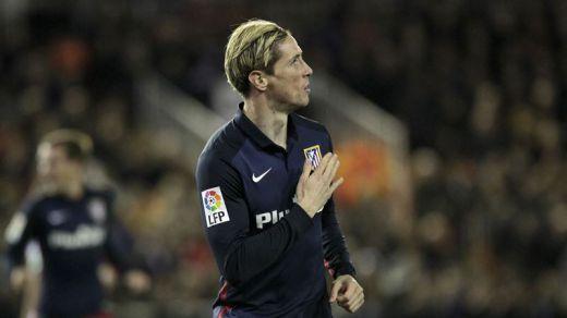 La carta de despedida de Fernando Torres: