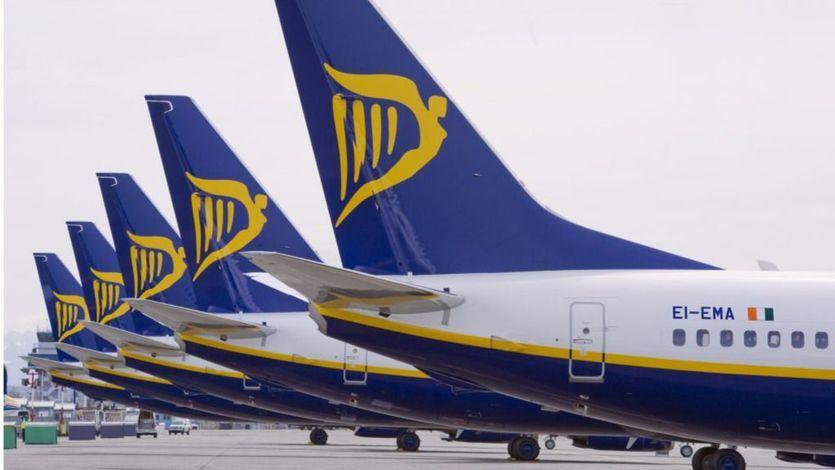 Ryanair planea el despido de 512 empleados tras anunciar el cierre de cuatro bases