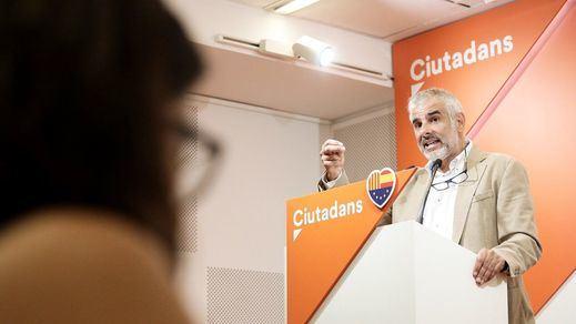 Cs descarta la suma con el PP en Cataluña: