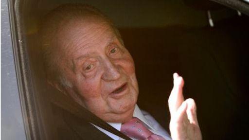 La evolución del rey Juan Carlos tras la operación de corazón