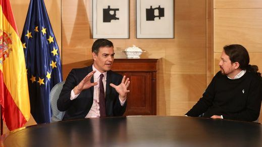 La renuncia de Podemos a gobernar en coalición con el PSOE, ¿la última esperanza para evitar las elecciones?