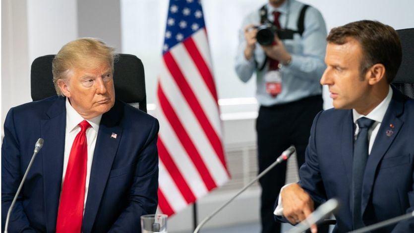 Trump rebaja la tensión con China y abre la puerta al diálogo con Irán