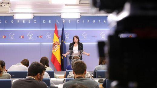 El PSOE culpa a Podemos de romper en julio con la posibilidad del gobierno de coalición y tumba esa vía de negociación
