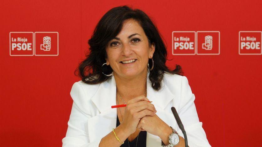 La socialista Concha Andreu llega a la presidencia de La Rioja con el apoyo de Podemos e IU