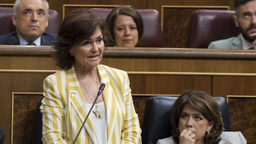 Podemos obliga a Calvo a comparecer en el Congreso por la crisis del Open Arms