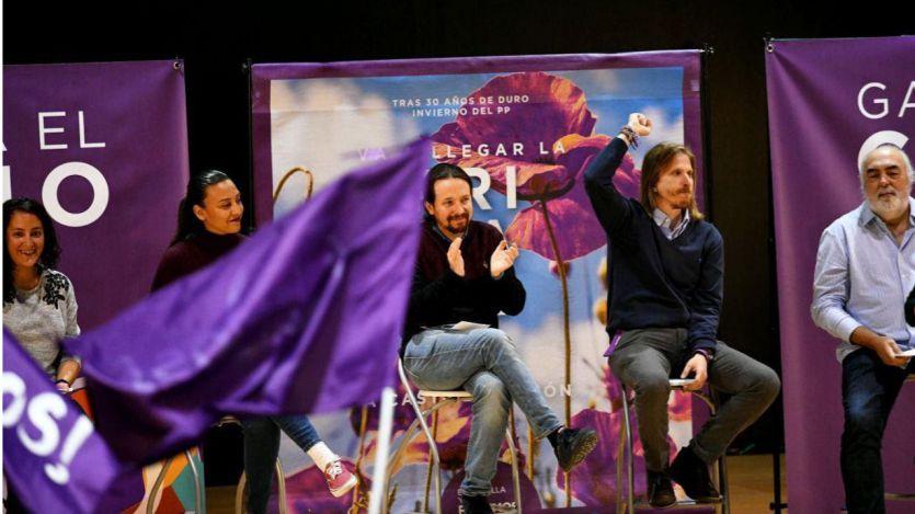¿Rebelión interna en Unidas Podemos?: piden a Iglesias que acepte la mínima presencia ministerial