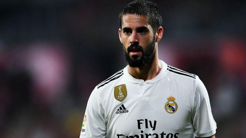 A este paso dejará de ser noticia... nuevo lesionado en el Real Madrid, ahora Isco