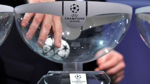 Sorteo de Champions: horario y dónde ver el reparto de la fase de grupos