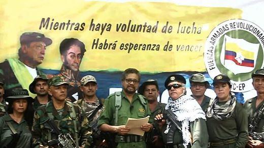 Un sector extremista de las FARC anuncia que vuelve a la lucha armada