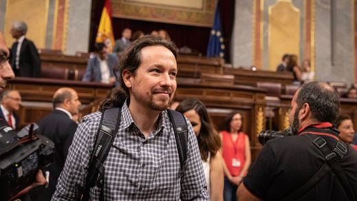 Iglesias: si el PSOE repite la oferta de julio,
