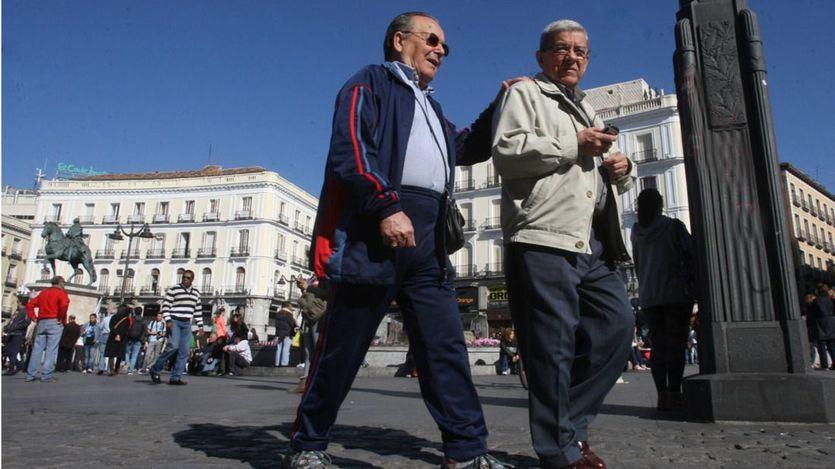 Cuántos pensionistas hay en España 2019