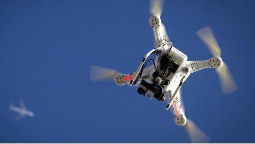 Interior protege las altas instituciones de los drones