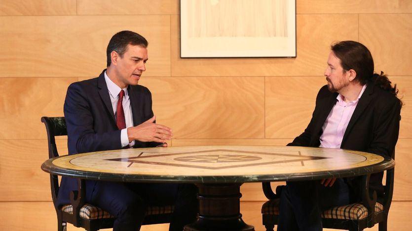 Las claves de la reunión crucial entre Sánchez e Iglesias