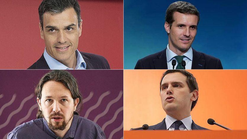Más de la mitad de los españoles prefiere el pacto PSOE-Podemos antes que repetir las elecciones