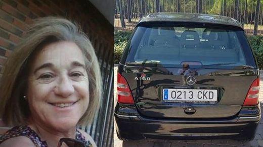 La policía halla el coche de Blanca Fernández Ochoa en la sierra de Madrid