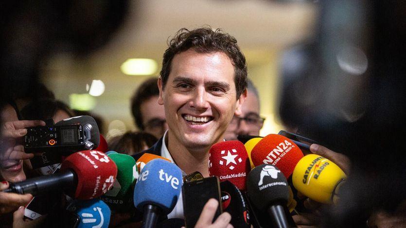 El dardo de Rivera a Casado a costa de la coalición 'España Suma'