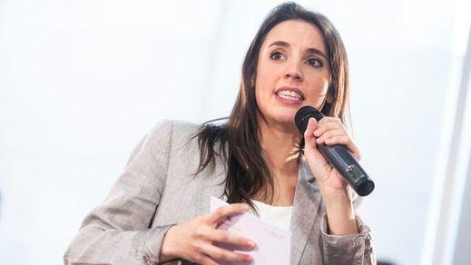 Montero afea al PSOE que busque la abstención de la derecha tras conocerse la imputación de Aguirre y Cifuentes