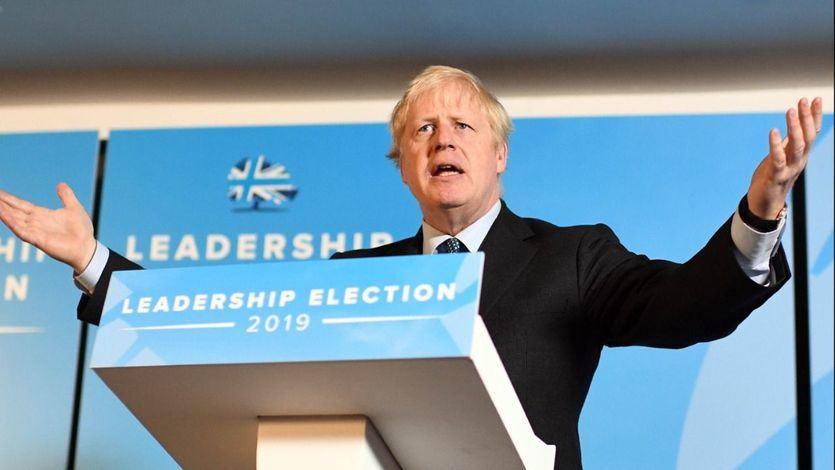 Johnson convocará elecciones antes que retrasar la fecha del Brexit