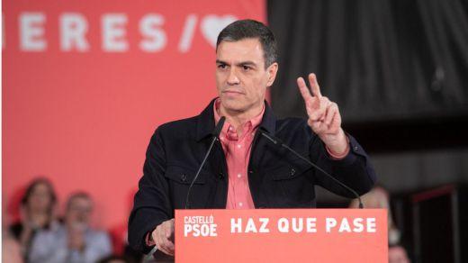 Sánchez ofrece a Iglesias el