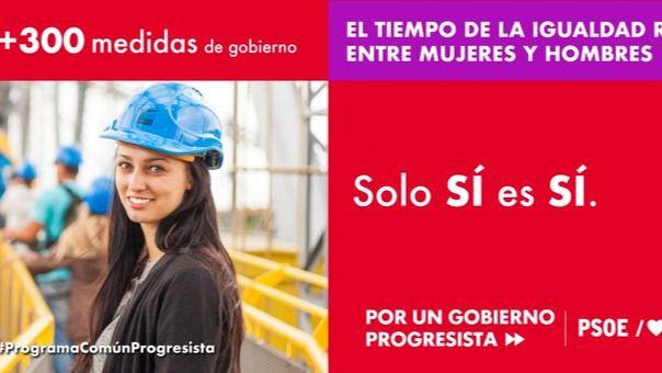 Las 370 medidas que el PSOE plantea a Podemos