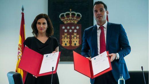 El PP devuelve el golpe a Cs: cuestiona una adjudicación del padre de Aguado