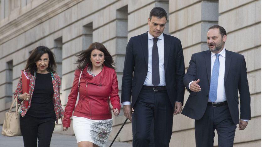 El PSOE retoma las negociaciones para la investidura con el PNV, PRC y ERC