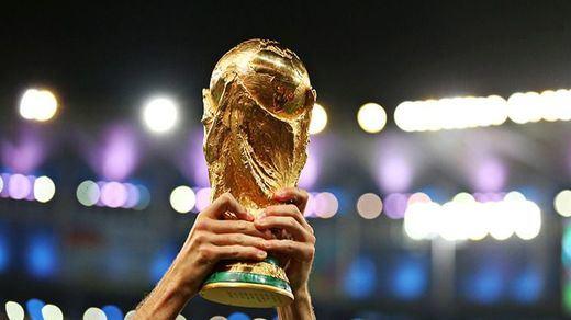 Espectacular presentación mundial del logo del Mundial de Catar-2022