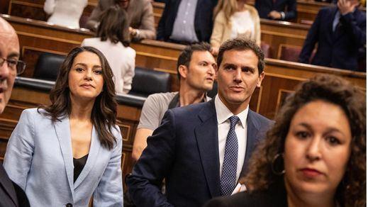 El 'recadito' de Rivera a Javier Nart tras su baja como afiliado de Cs